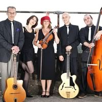 Hamer & Isaacs Gypsy Swing Band