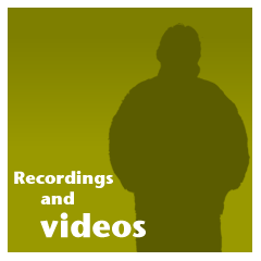 Recordings, videos and downloads